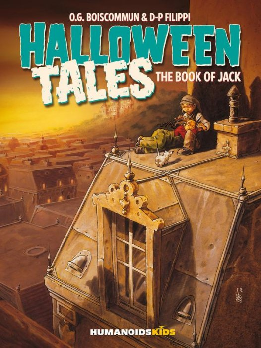 Halloween Tales #3 - The Book of Jack