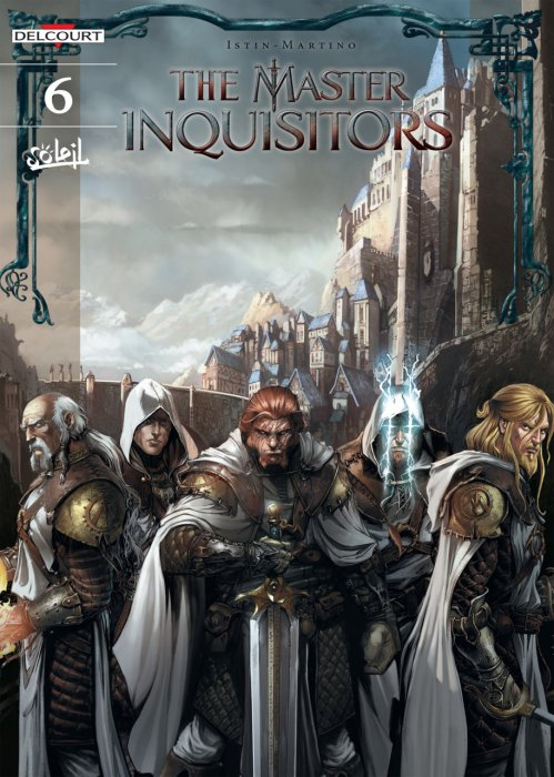 Master Inquisitors Vol.7 - Orlias
