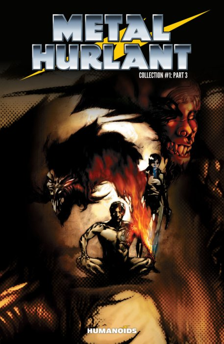 Metal Hurlant Collection #1 Part 3