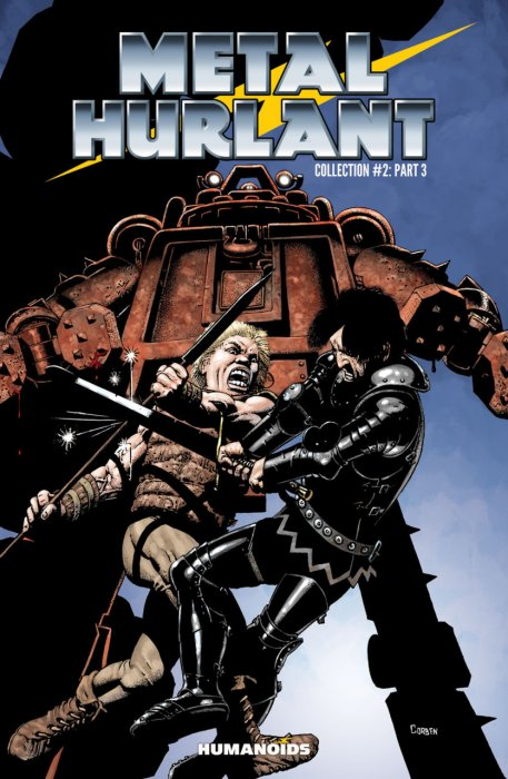 Metal Hurlant Collection #2 Part 3