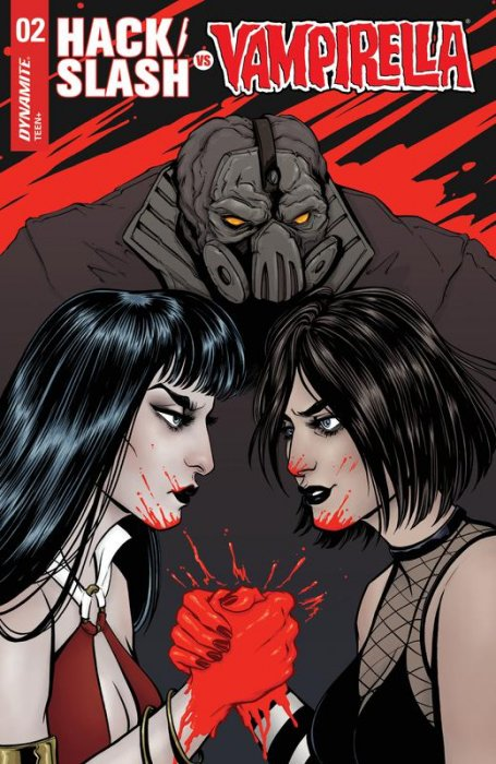 Hack-Slash vs Vampirella #2