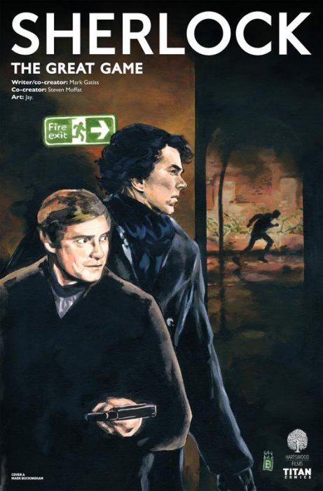 Sherlock - The Great Game #4