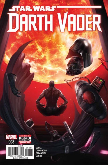 Star Wars - Darth Vader #8