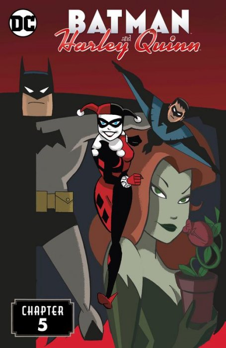 Batman and Harley Quinn #5