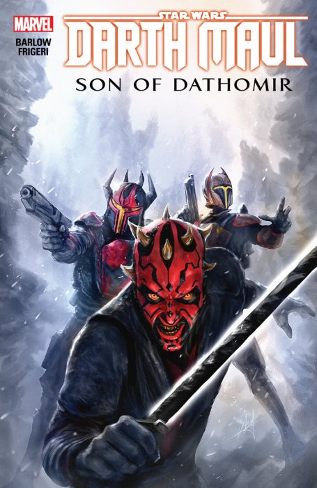 Star Wars - Darth Maul - Son of Dathomir #1 - TPB