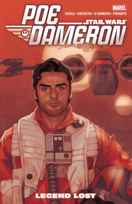 Star Wars - Poe Dameron Vol.3 - Legend Lost