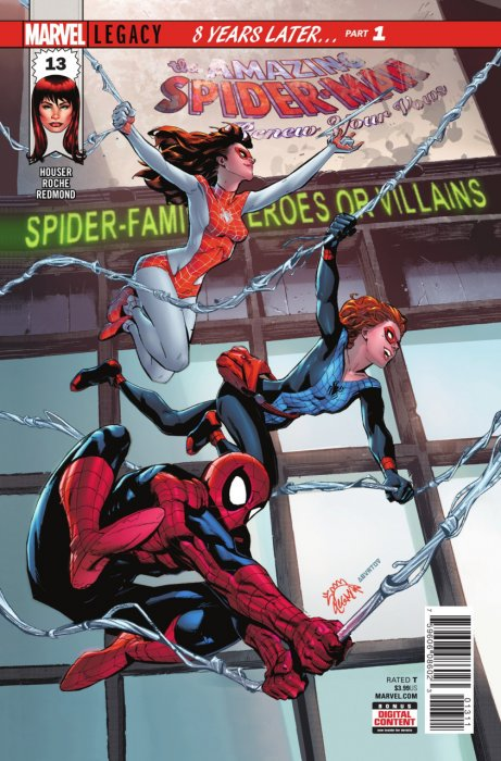 Amazing Spider-Man - Renew Your Vows #13