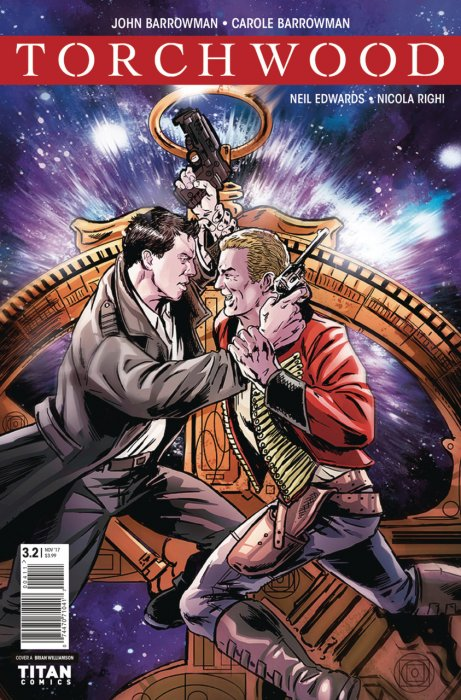 Torchwood Vol.3 #2
