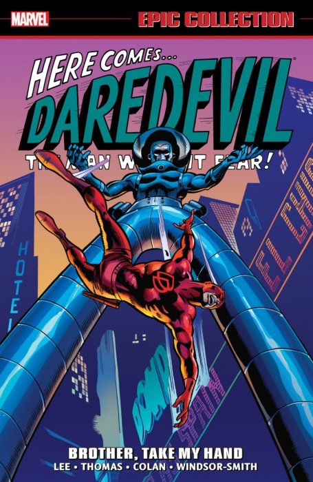 Daredevil Epic Collection Vol.3 - Brother - Take My Hand