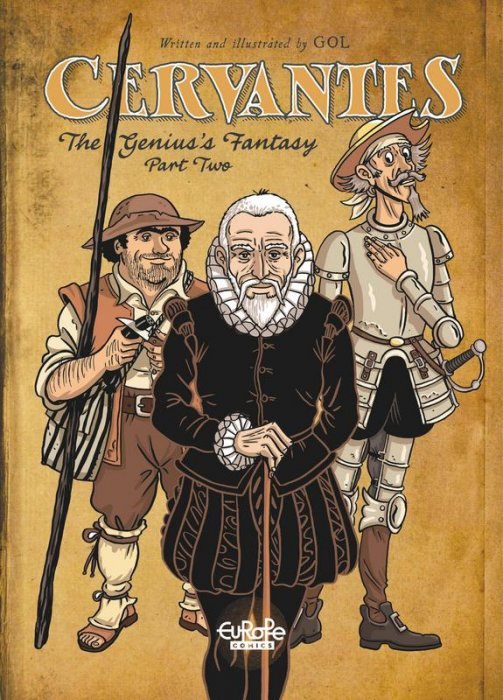 Cervantes #2 - The Genius's Fantasy