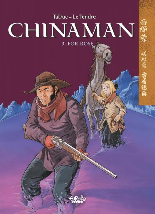 Chinaman #3 - For Rose