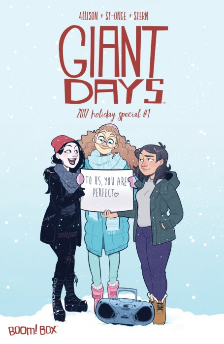 Giant Days 2017 Special #1
