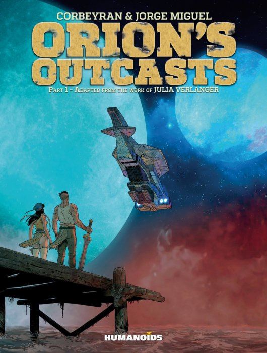 Orion's Outcasts #1