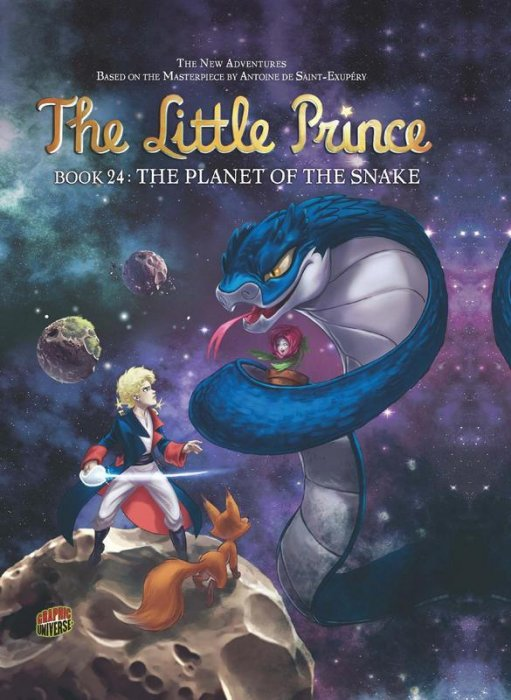 The Little Prince #24 - The Planet of the Snake