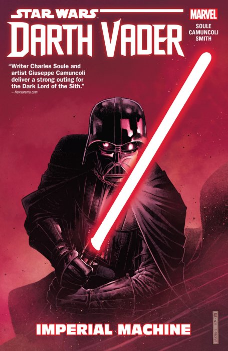 Star Wars - Darth Vader Vol.1 - Imperial Machine