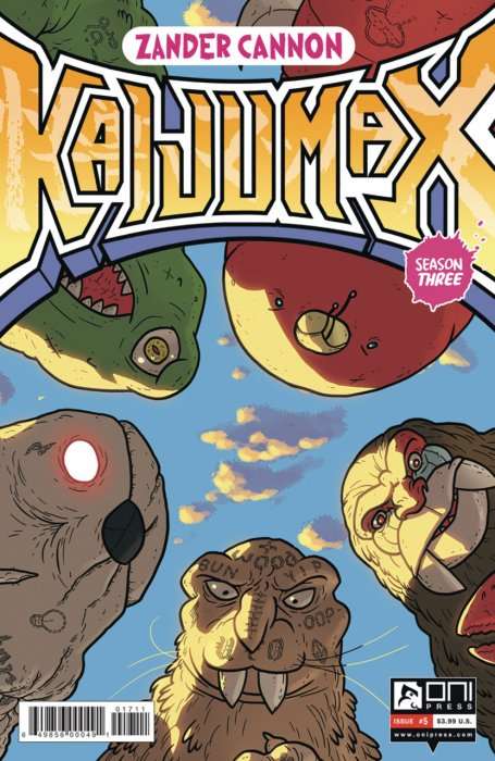 Kaijumax - Season Three #5