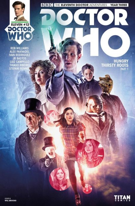 Doctor Who - The Eleventh Doctor Year Three #12