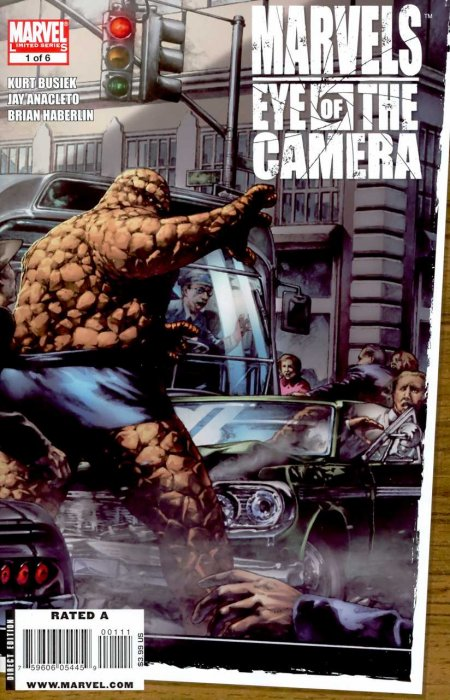 Marvels - Eye of the Camera #1-5 Complete
