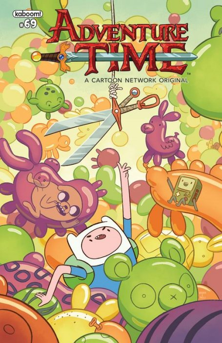 Adventure Time #69