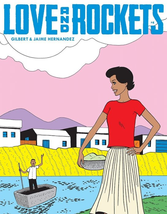 Love and Rockets #4