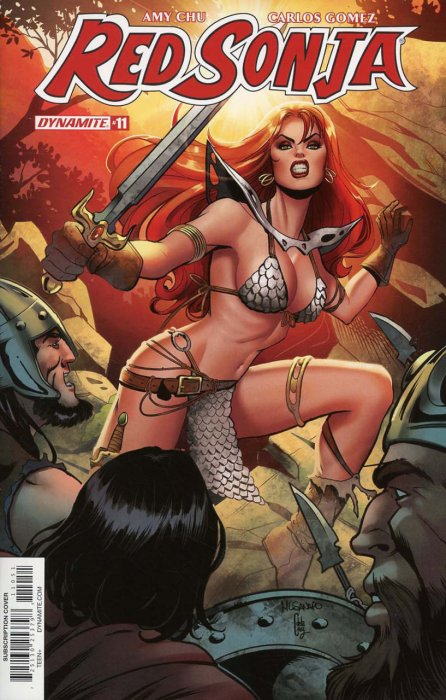 Red Sonja Vol.4 #11