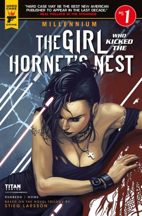 Millennium - The Girl Who Kicked the Hornets Nest #1