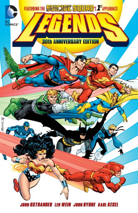 Legends 30th Anniversay Edition #1 - TPB