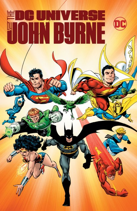 The DC Universe by John Byrne #1 - HC