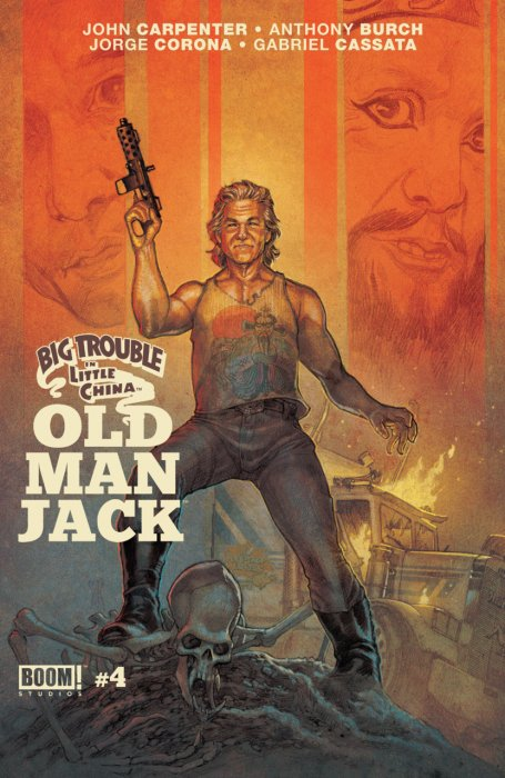 Big Trouble In Little China Old Man Jack #4