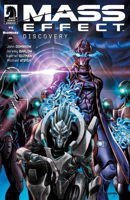 Mass Effect - Discovery #4