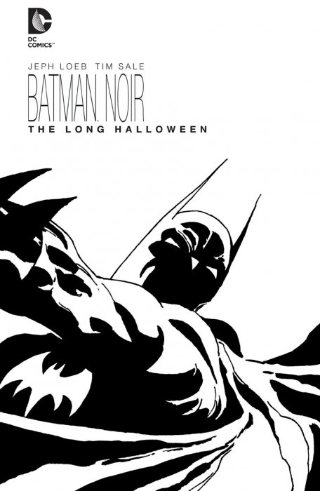 Batman Noir - The Long Halloween #1 - HC