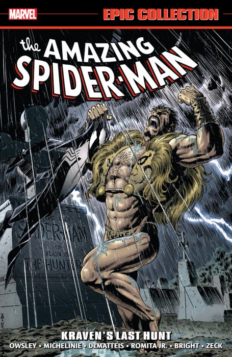 Amazing Spider-Man Epic Collection Vol.17 - Kraven's Last Hunt