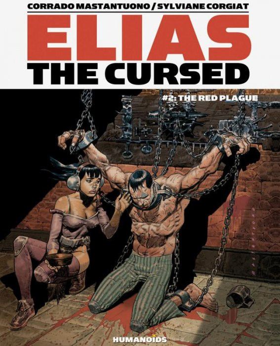 Elias the Cursed #2 - The Red Plague