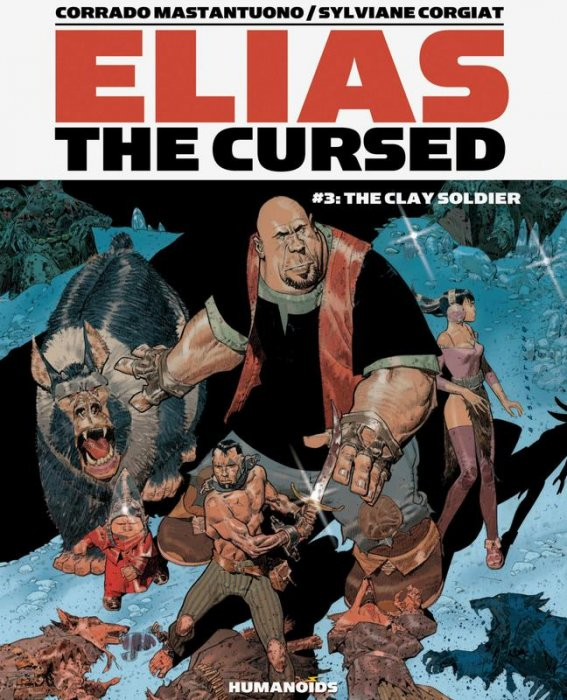 Elias the Cursed #3 - The Clay Soldier