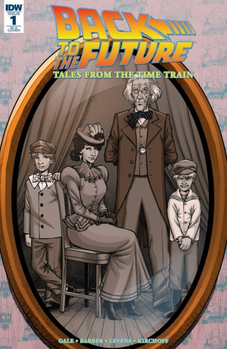 Back to the Future - Tales from the Time Train #1