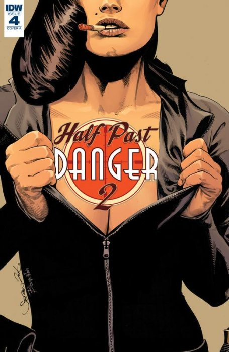Half Past Danger 2 #4