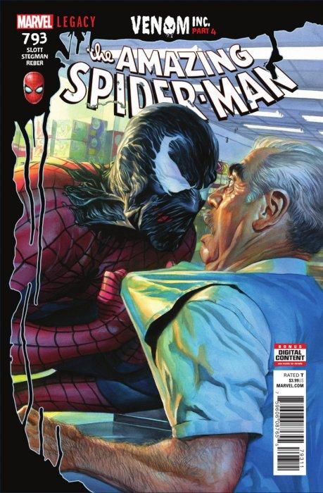 Amazing Spider-Man #793