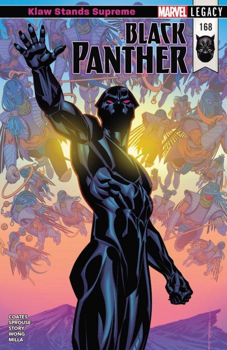 Black Panther #168