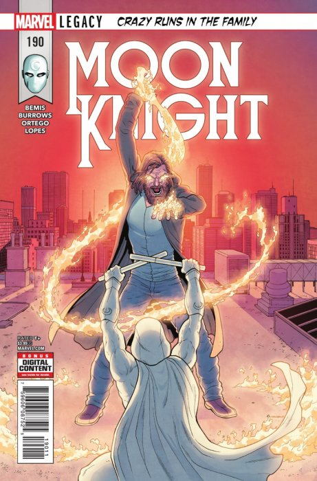 Moon Knight #190