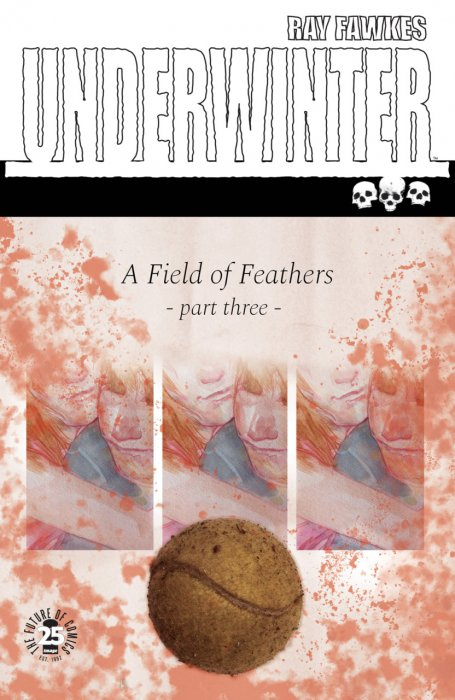 Underwinter - A Field of Feathers #3