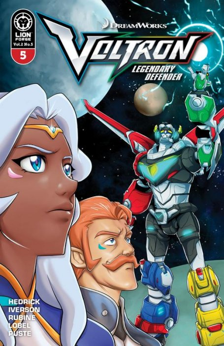 Voltron - Legendary Defender Vol.2 #5