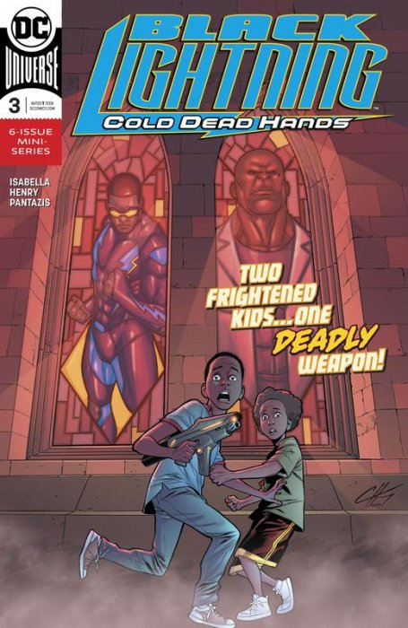 Black Lightning - Cold Dead Hands #3