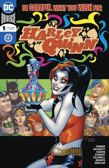 Harley Quinn - Be Careful What You Wish For Special Edition #1