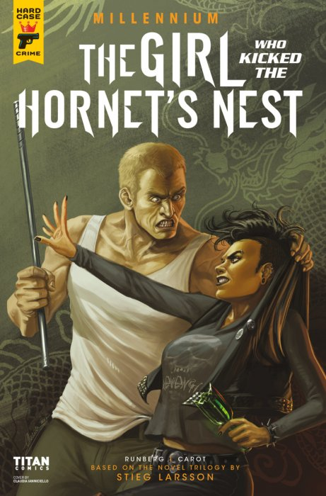Millennium - The Girl Who Kicked the Hornets Nest #2