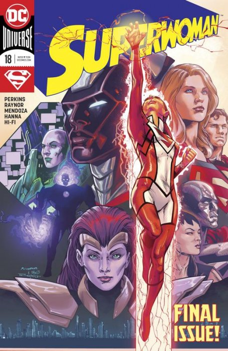 Superwoman #18