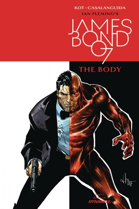 James Bond - The Body #1