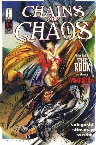 Vampirella - Chains of Chaos #1-3 Complete
