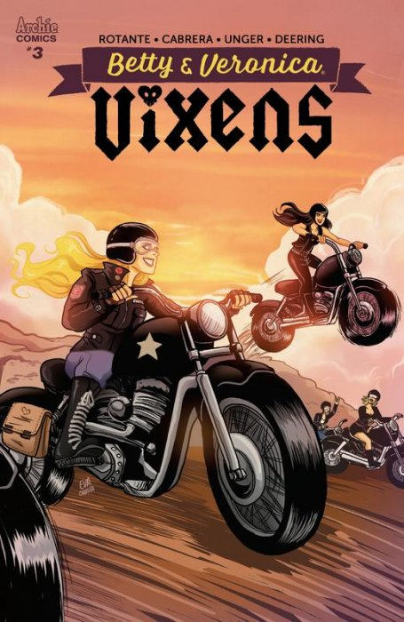 Betty & Veronica - Vixens #3