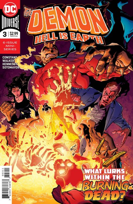 The Demon - Hell is Earth #3