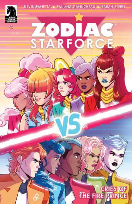 Zodiac Starforce - Cries of the Fire Prince #3